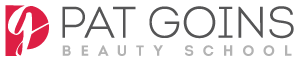 Pat Goins Beauty School Logo